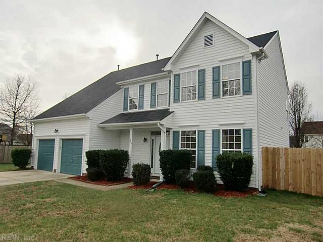 604 Crescentwood Arch, Chesapeake VA 23320