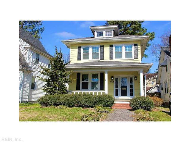 1340 Buckingham Ave, Norfolk VA 23508