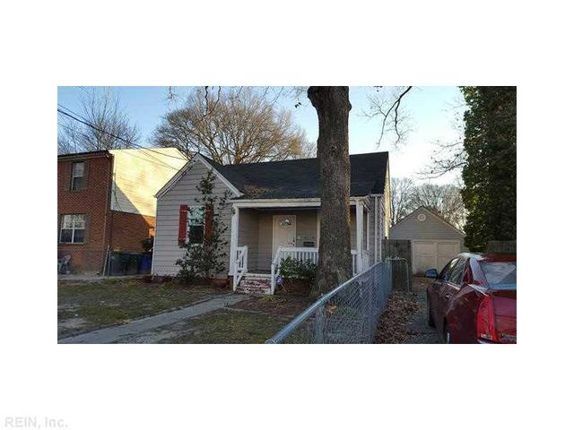 6110 Alexander St, Norfolk VA 23513
