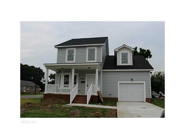 1703 Bay Ave, Hampton, VA 23661