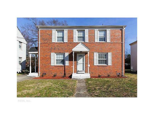 156 Armstrong Dr, Hampton, VA 23669