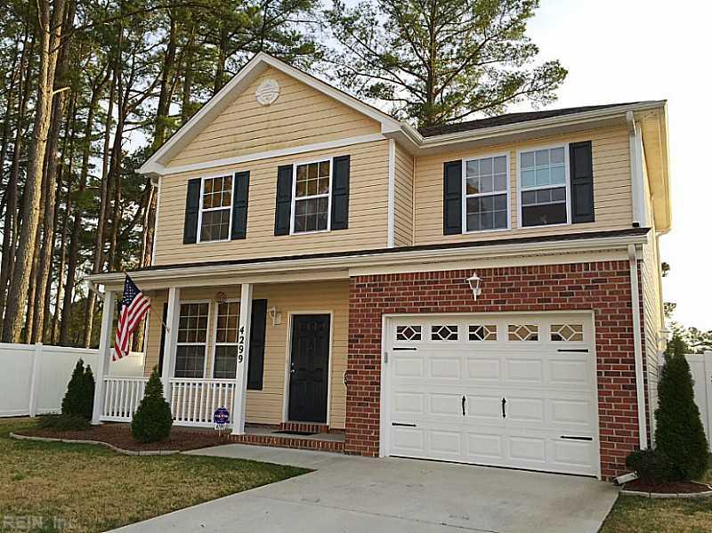 4299 White Cap Cres, Chesapeake, VA