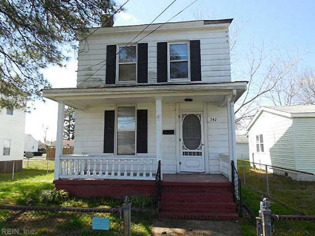 742 Potomac Ave, Portsmouth, VA 23707