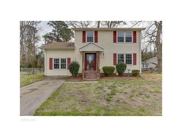 3613 Fairfax Dr, Hampton, VA 23661