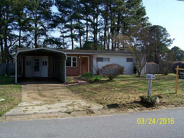 2836 N Shore Dr, Suffolk VA 23435