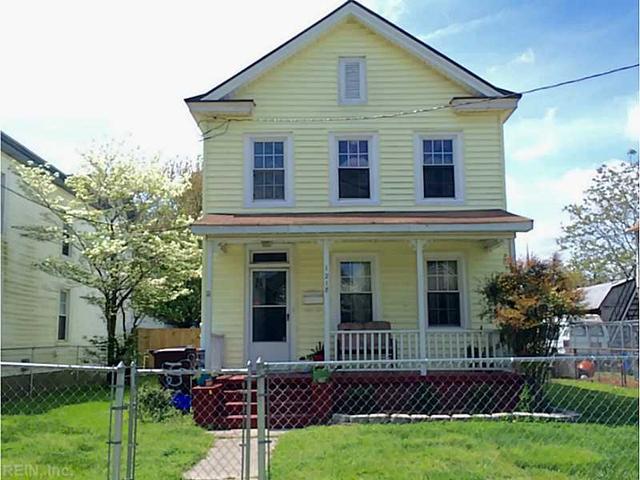 1218 Seaboard Ave, Chesapeake, VA
