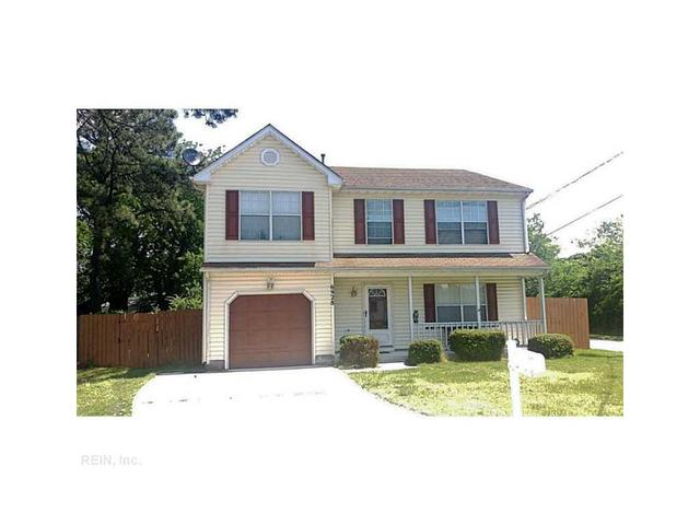 6928 Partridge St, Norfolk, VA 23513