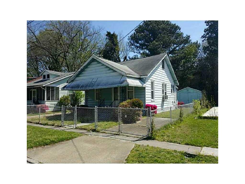 3214 Somme Avenue, Norfolk, VA 23509