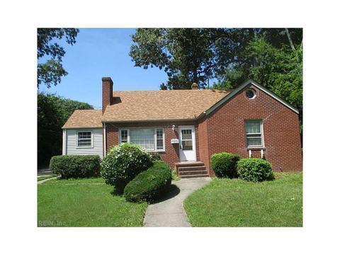 1205 Hampton Dr, Hampton, VA 23661