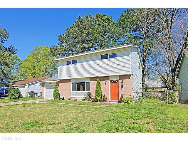 3312 W Weaver Rd, Hampton, VA