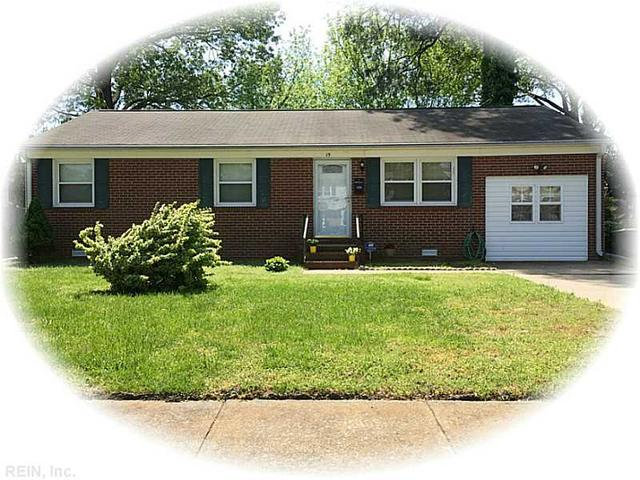 15 Scott Dr, Hampton VA 23661