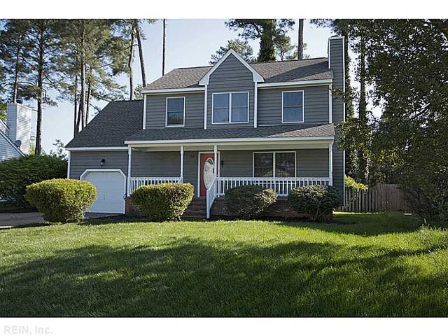 1254 Springwell Pl, Newport News VA 23608