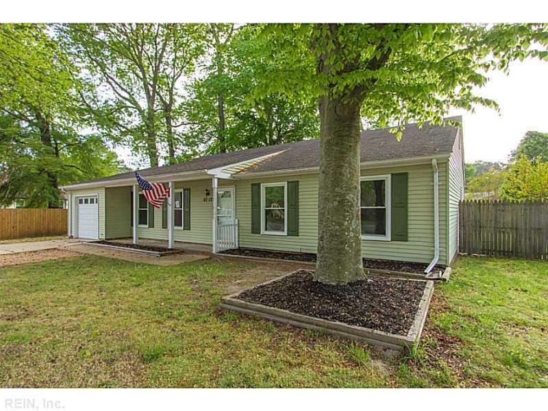 8717 Orcutt Avenue, Hampton, VA 23666
