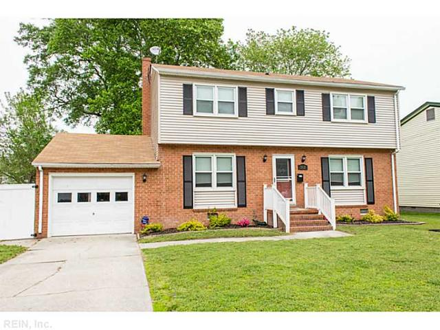 742 Sunnywood Rd, Newport News VA 23601