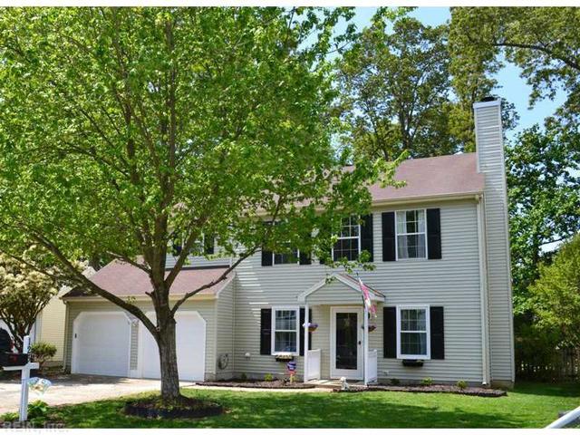123 Summerglen Rdg, Newport News VA 23602