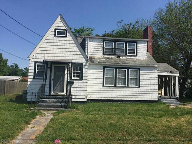 1410 Wilcox Ave, Portsmouth VA 23704