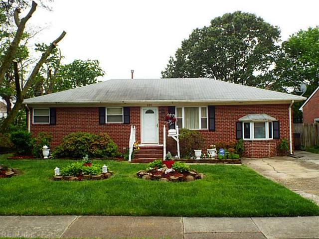 235 Martha Lee Dr, Hampton, VA