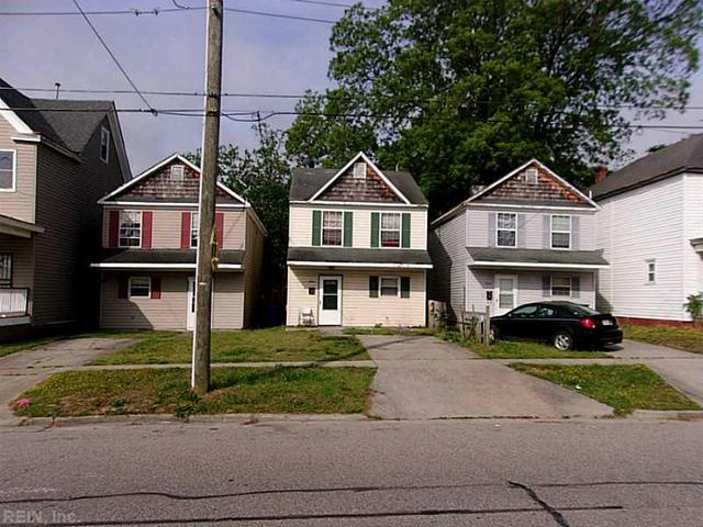 2007 Chestnut Ave, Newport News, VA 23607