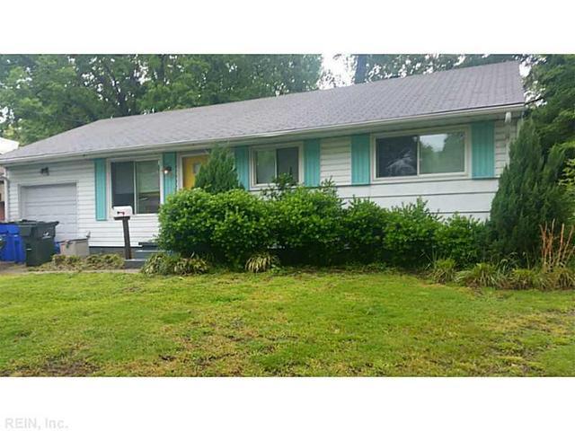 1208 Oak Park Ave, Norfolk, VA 23503