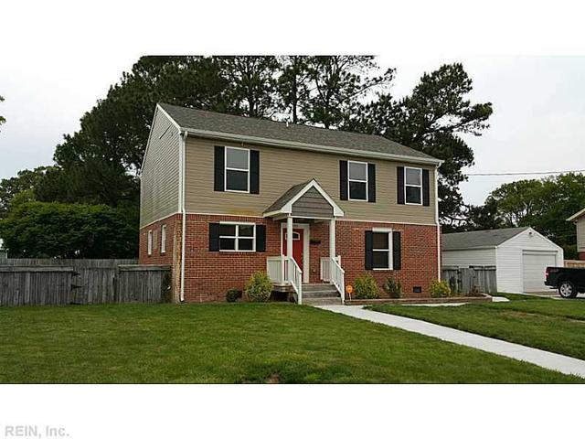 3332 Dominion Ave, Norfolk VA 23518