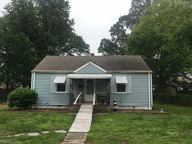 6110 Grayson Ave, Newport News, VA 23605