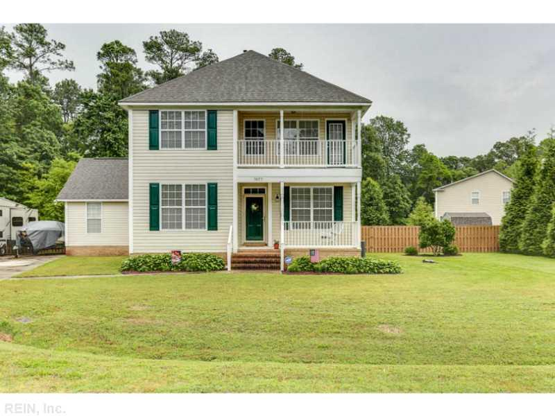 7077 Westminster Drive, Hayes, VA 23072