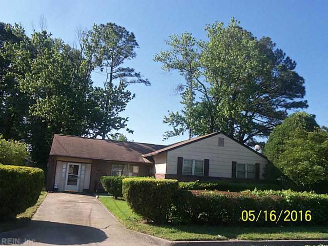 3323 Custer Ct, Hampton, VA