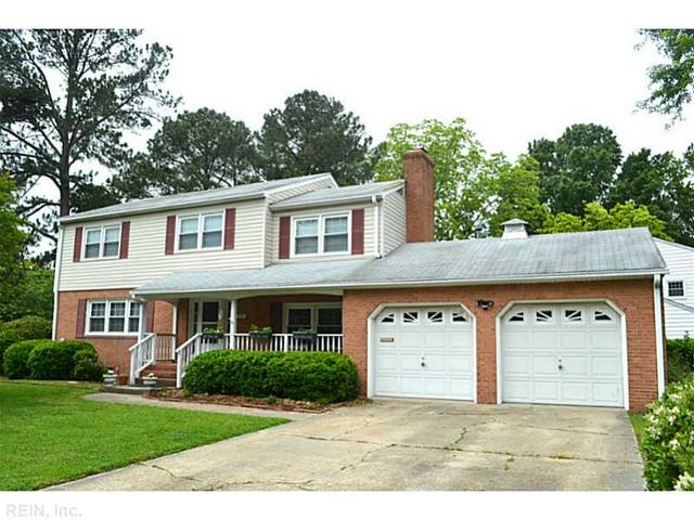 361 Hopemont Cir, Hampton VA 23669