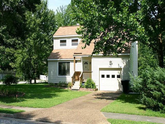 243 Windsor Castle Dr, Newport News VA 23608