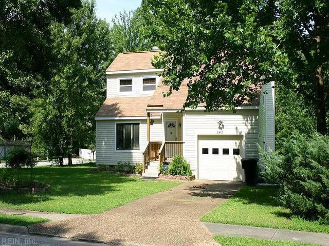 243 Windsor Castle Dr, Newport News, VA 23608