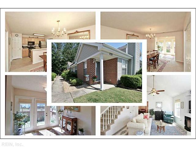 723 Oak Mill Ln, Newport News VA 23602
