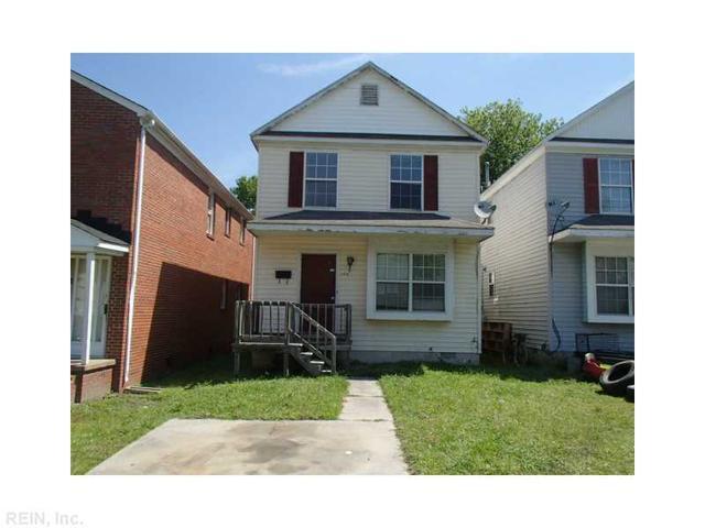 120 Cedar Ave, Newport News VA 23607