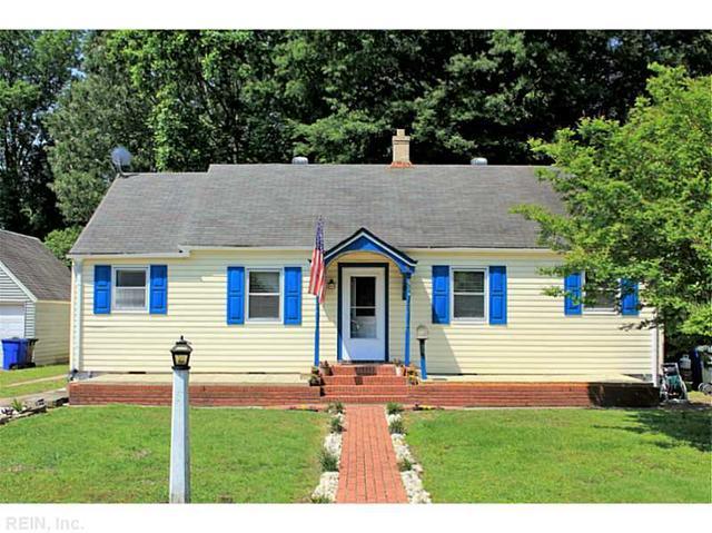 9 Howard Ct, Newport News VA 23601
