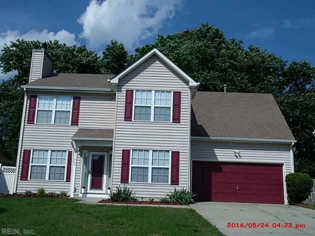 909 Andover Ct, Newport News VA 23608