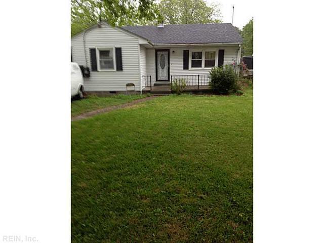 2020 Martin Ave, Chesapeake VA 23324