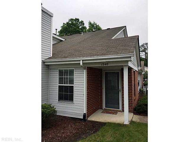 1540 Orchard Grove Dr #APT 33, Chesapeake VA 23320