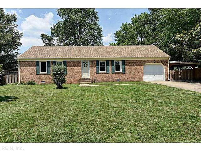 1420 Avon Rd, Chesapeake VA 23322
