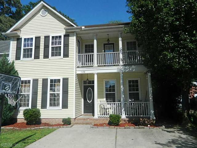 1128 Elder Ave, Chesapeake, VA 23325