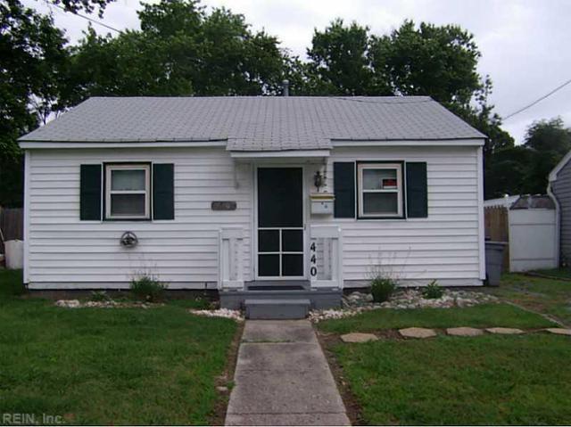 440 Shelton Rd, Hampton, VA 23663