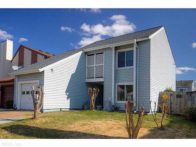 1722 Rueger St, Virginia Beach, VA 23464
