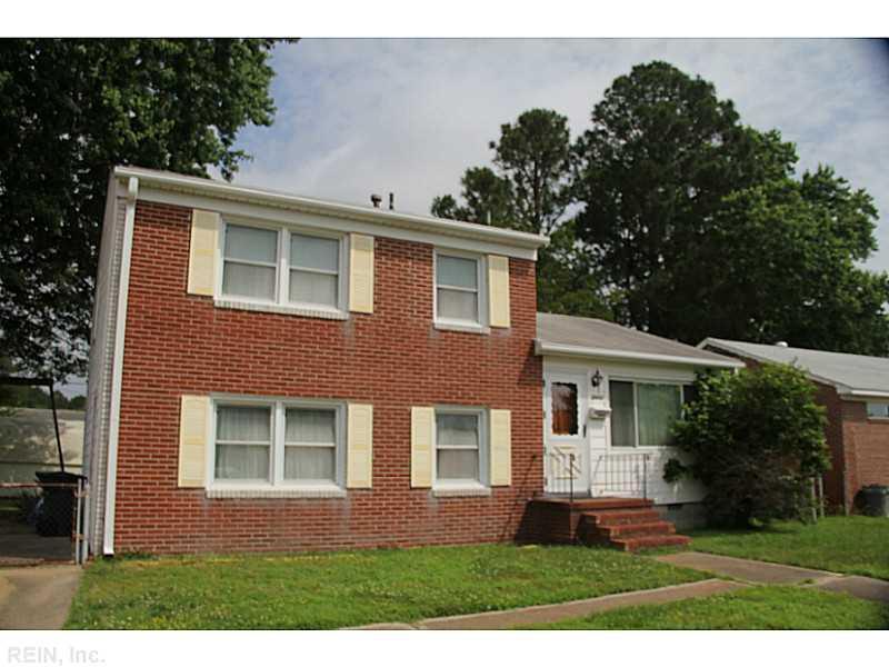3412 Butternut Drive, Hampton, VA 23666
