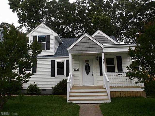 1312 Maplewood Ave Norfolk, VA 23503