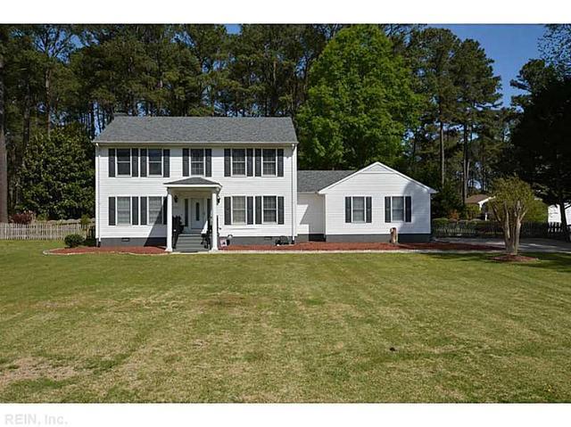 100 Homestead Rd, Franklin, VA 23851