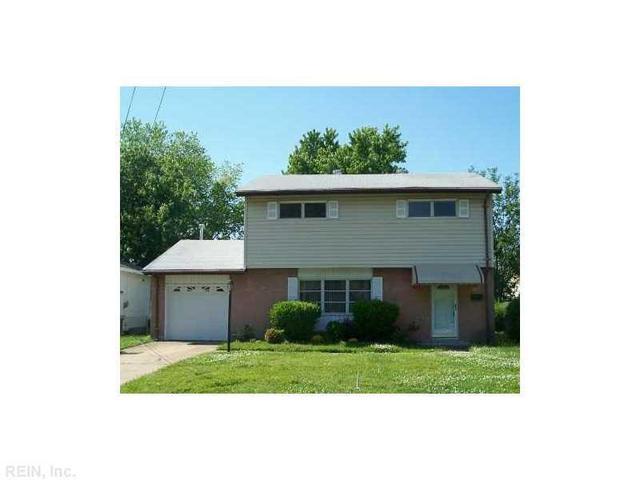 3310 Sunnyside Dr, Hampton, VA 23666