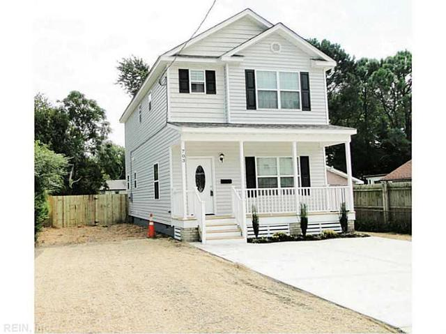703 Langley Ave, Hampton, VA 23669