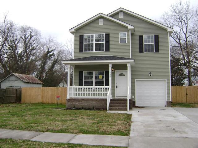 1410 Lansing Ave, Portsmouth, VA 23704