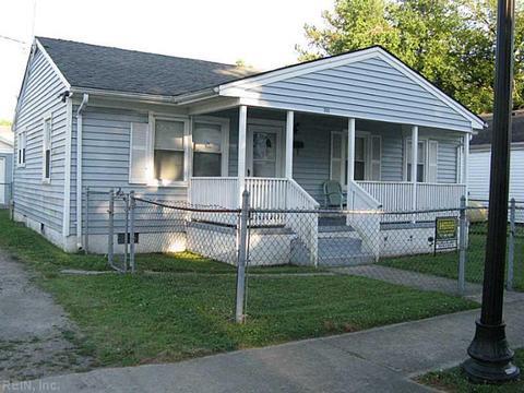 320 York St, Suffolk, VA 23434