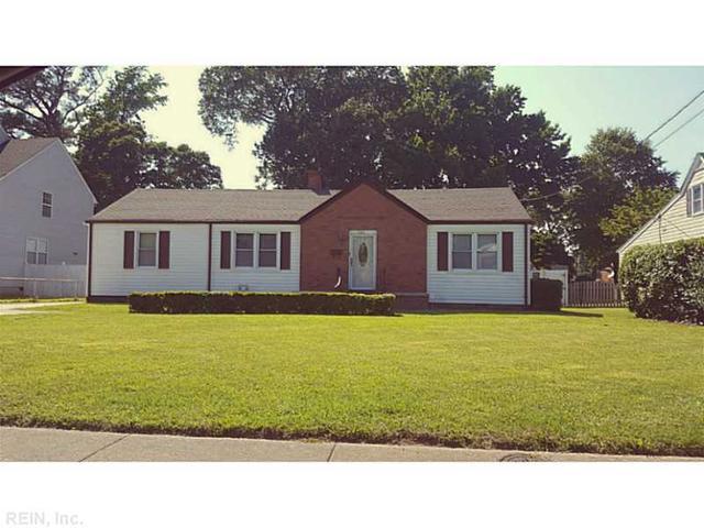 7811 Camellia Rd Norfolk, VA 23518