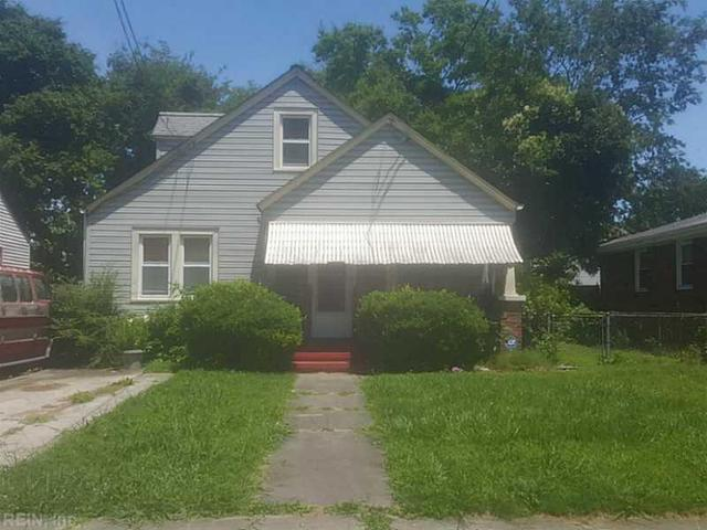 2622 Harrell Ave, Norfolk, VA 23509