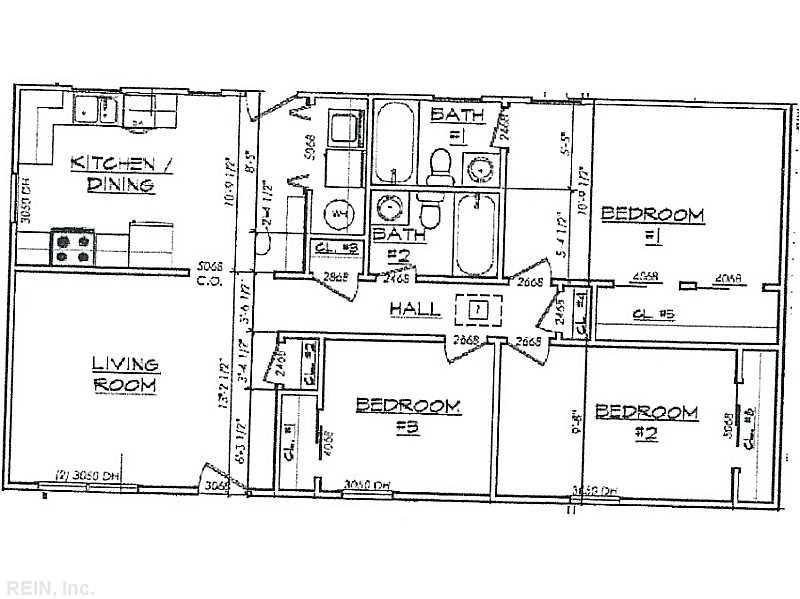 14195 Bartlett Circle, Carrollton, VA 23314